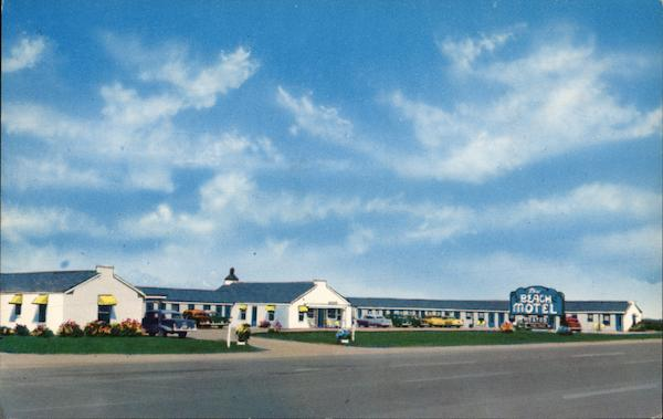 New Beach Motel Ocean City Maryland