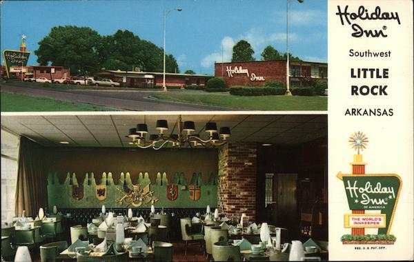 Holiday Inn Southwest Little Rock Arkansas