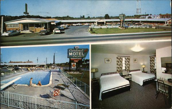 Cardinal Motel & Dining Room Elizabethtown Kentucky