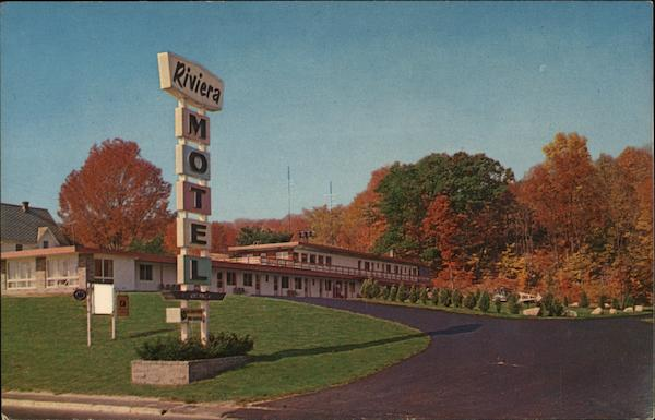 Riviera Motel Holyoke Massachusetts