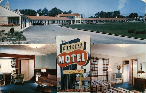 Dunkirk Motel New York