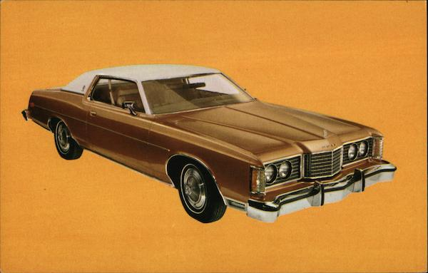 1974 Ford LTD Brougham Cars