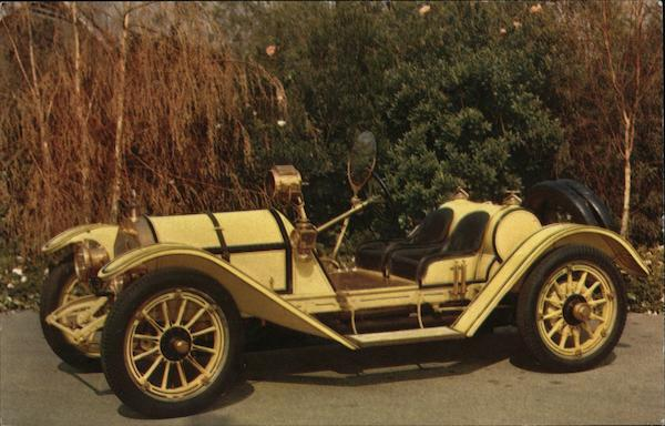 1913 Mercer Raceabout Cars
