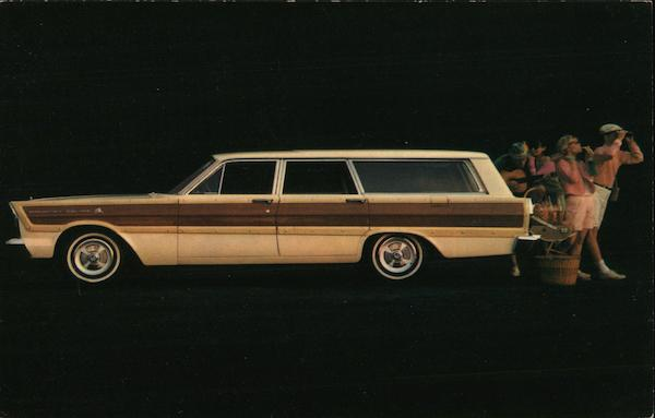 1965 Ford 4-Door Country Squire Cars