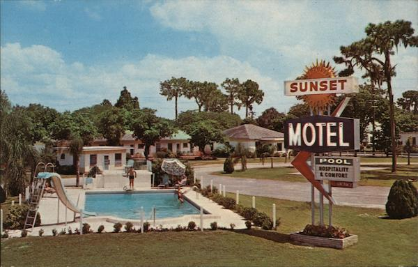 Sunset Motel Lakeland Florida