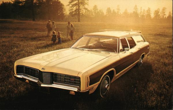 1970 Ford LTD Country Squire Cars