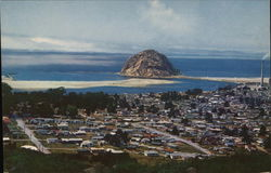 View of Town and Morro Rock