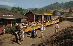 Roaring Camp & Big Trees Narrow-Gauge Railroad