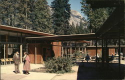 Yosemite National Park Lodge