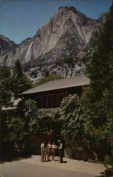 Yosemite Museum, Government Plaza