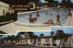 Bay state Court Motel