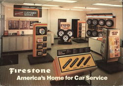 Firestone: America's Home for Car Service