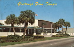 Curtis Hixon Hall; Greetings From Tampa