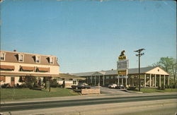Tally-Ho Motor Lodge and Restaurant