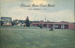 Colonial Motor Court Motel
