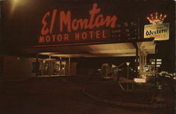 El Montan Motor Hotel and Restaurant