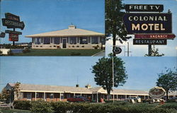 Colonial Motel & Restaurant