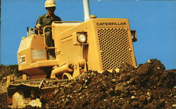 Caterpillar D3 Track-Type Tractor