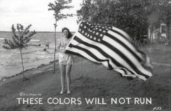 These Colors Will Not Run