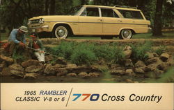 1965 Rambler Classic 770 Cross Country