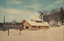 The Sugar-House, Pure Maple-Products