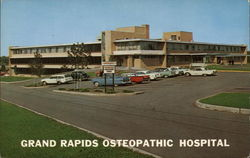 Grand Rapids Osteopathic Hospital