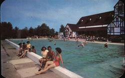 Tamarack Lodge - Filtered Swimming Pool