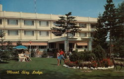 Mount Airy Lodge