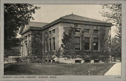 Albion College Library