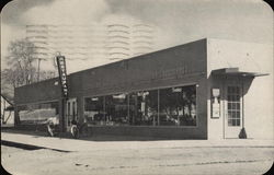 Bechler and Son - Wilson Sporting Goods, Novelties, Toys, Restaurant, News and Bus Agency