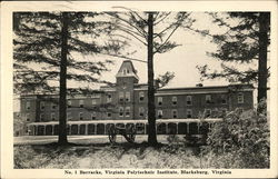 No. 1 Barracks, Virginia Polytechnic Institute
