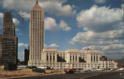 Federal Building, Gulf Building and Koppers Building