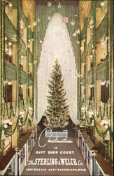 Sterling & Welch Co. - Christmas in Gift Shop Court