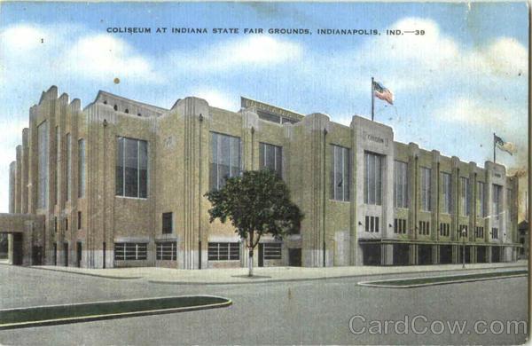 State Fair Coliseum, Indianapolis