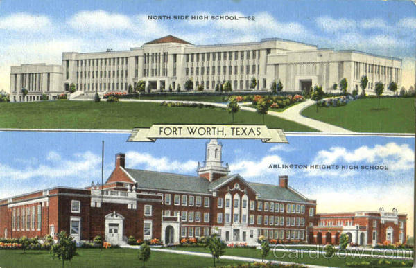 North Side High School Fort Worth Texas