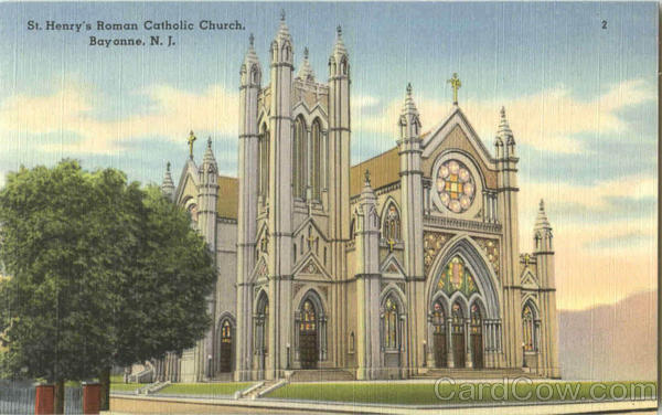 St. Henry's Roman Catholic Church Bayonne New Jersey