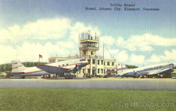Tri-City Airport Kingsport Tennessee Airports