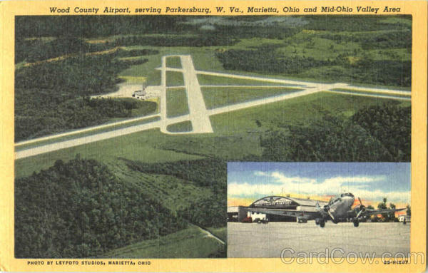 Wood County Airport Parkersburg West Virginia Airports
