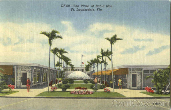 The Plaza At Bahia Mar Fort Lauderdale Florida