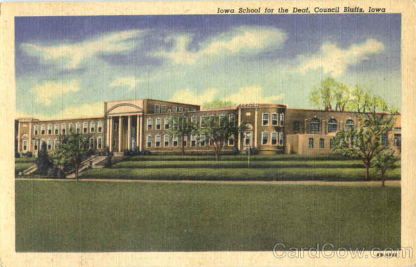 Iowa School For The Deaf Council Bluffs