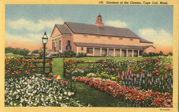 Gardens At The Cinema Cape Cod Massachusetts