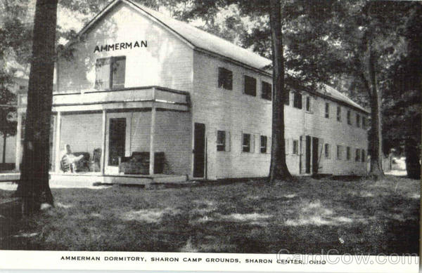 Ammerman Dormitory Sharon Center Ohio