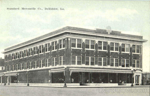 Standard Mercantile Co. DeRidder Louisiana
