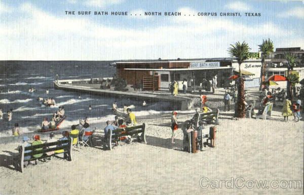 The Surf Bath House Corpus Christi Texas