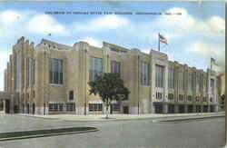 Coliseum At Indiana State Fair Grounds