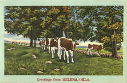 Greetings From Helena