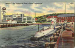 General View Submarine Base