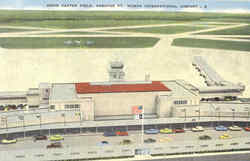 Greater Ft. Worth International Airport Postcard