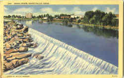 Snake River Views Postcard
