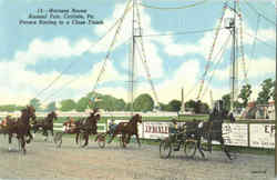 Harness Races Annual Fair
